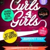 cinagrOrganic sponsors Curls for Girls Event in Philly