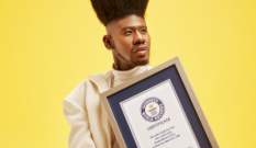Highest High Top Fade: Benny Harlem Breaks The Guinness World Record